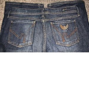 Citizen Of Humanity Simone Stretch Jeans SIZE 28